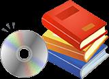 本についているCDの画像